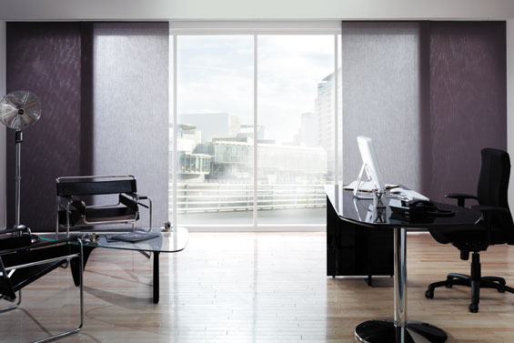 Panel Blinds By World Of Blinds