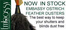 Embassy Feather Duster